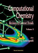 Computational Chemistry: Reviews of Current Trends Pdf/ePub eBook