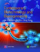 Contemporary Biotechnology and Bioengineering