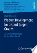 Product Development for Distant Target Groups Book