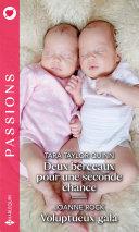Deux berceaux pour une seconde chance - Voluptueux gala Pdf/ePub eBook