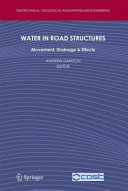 Pdf Water in Road Structures