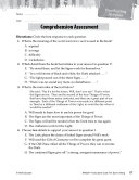 The Dark Is Rising Comprehension Assessment