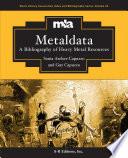 Metaldata Book PDF