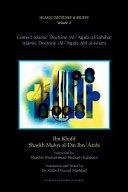 Correct Islamic Doctrine Islamic Doctrine
