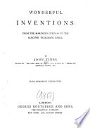 Wonderful Inventions Book