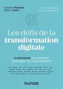 Pdf Les défis de la transformation digitale Telecharger