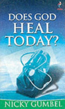 Does God Heal Today  Book