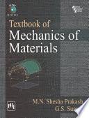 Textbook Of Mechanics Of Materials Book PDF