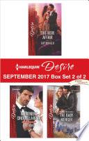 Harlequin Desire September 2017 Box Set 2 Of 2
