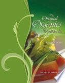 The Original Organics Cookbook Book