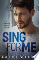 Sing For Me Book