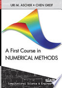 A First Course in Numerical Methods