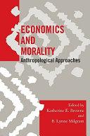 Economics and Morality