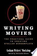 Writing Movies Book