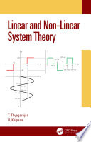 Linear and Non Linear System Theory