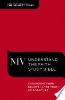 NIV  Understand the Faith Study Bible  eBook Book
