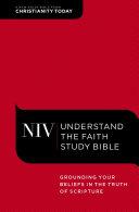 NIV, Understand the Faith Study Bible, eBook
