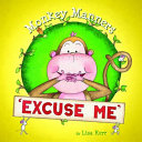 Cheeky Monkey Manners   Excuse Me Book