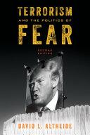 Terrorism and the Politics of Fear Pdf/ePub eBook