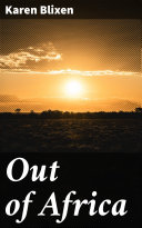 Out of Africa Book PDF