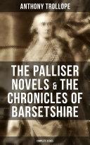 THE PALLISER NOVELS & THE CHRONICLES OF BARSETSHIRE: Complete Series Pdf/ePub eBook