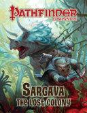 Sargava, the Lost Colony
