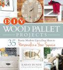 DIY Wood Pallet Projects Pdf/ePub eBook