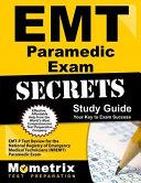 EMT Paramedic Exam Secrets Study Guide