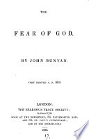 The fear of God Book