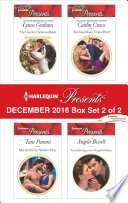 Harlequin Presents December 2016 Box Set 2 Of 2