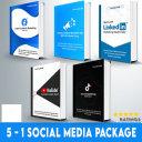 5     1 SOCIAL MEDIA PACKAGE