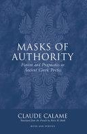 Masks of Authority