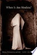 """Where is Ana Mendieta?: Identity, Performativity, and Exile"" by Jane Blocker, Ana Mendieta"
