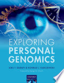 Exploring Personal Genomics Book