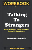 Workbook for Talking To Strangers Book