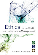 Ethics for Records and Information Management [Pdf/ePub] eBook