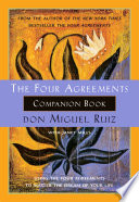 The Four Agreements Companion Book Book