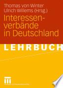Interessenverbände in Deutschland
