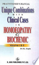 Unique Combinations & Clinical Cases