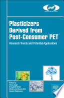 Plasticizers Derived from Post consumer PET Book