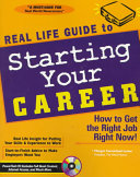 Real Life Guide to Starting Your Career