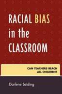 Racial Bias in the Classroom