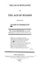 Pdf The Age of Revelation