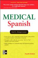 Medical Spanish, Fourth Edition