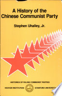 A History Of The Chinese Communist Party