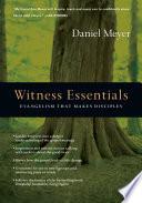 Witness Essentials