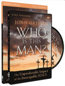 Who Is This Man  Study Guide with DVD Book