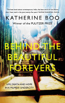 Behind the Beautiful Forever Book PDF