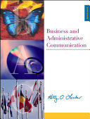 Business and Administrative Communication with CD  PowerWeb  and BComm Skill Booster Book