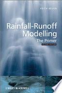 Rainfall Runoff Modelling Book